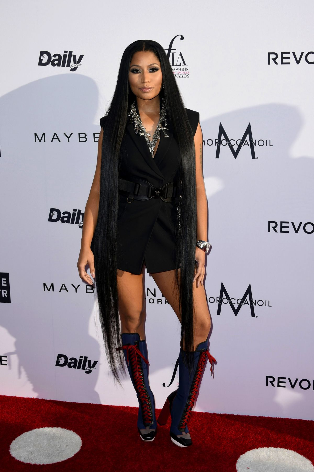 Nicki Minaj At Daily Front Row's 3rd Annual Fashion Los Angeles Awards – West Hollywood   nicki-minaj-at-daily-front-row-s-3rd-annual-fashion-los-angeles-awards-west-hollywood_7