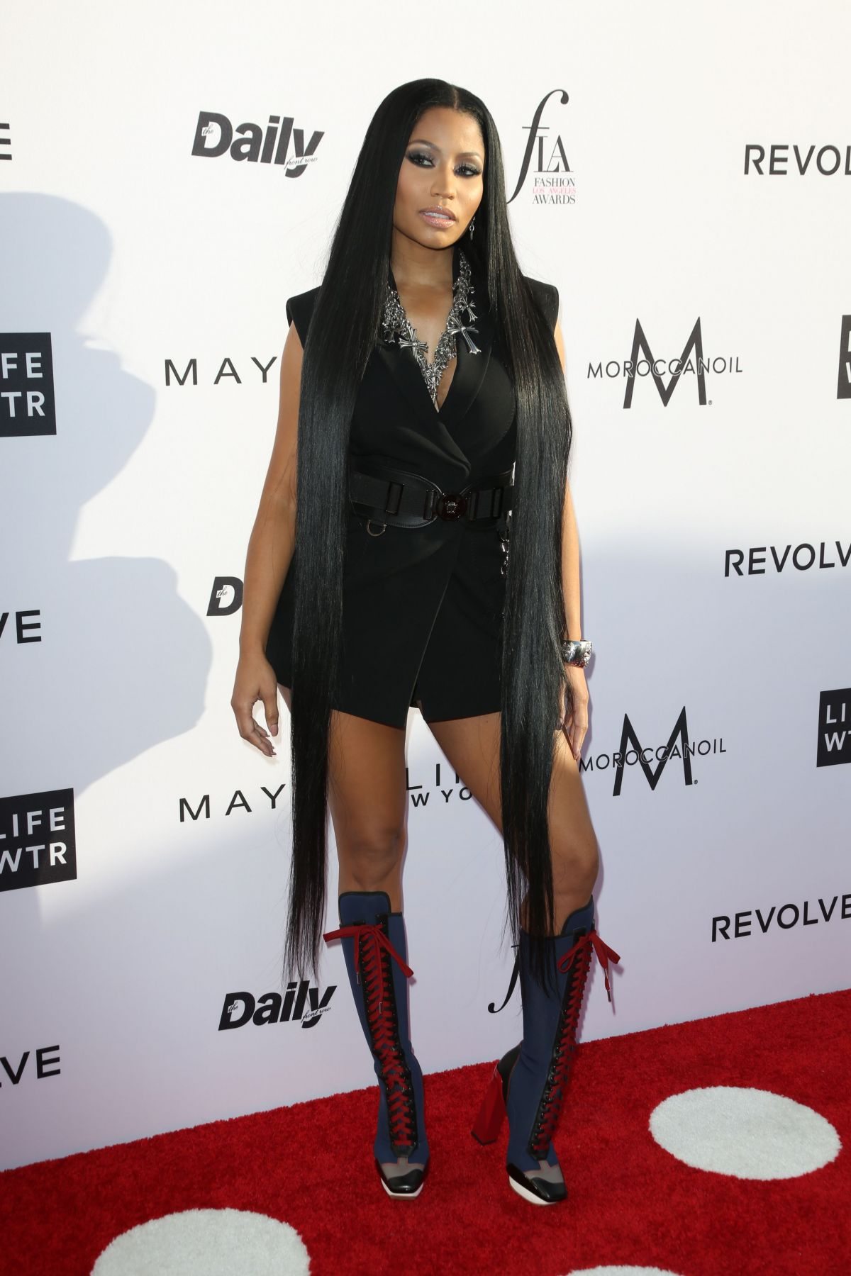Nicki Minaj At Daily Front Row's 3rd Annual Fashion Los Angeles Awards – West Hollywood   nicki-minaj-at-daily-front-row-s-3rd-annual-fashion-los-angeles-awards-west-hollywood_8