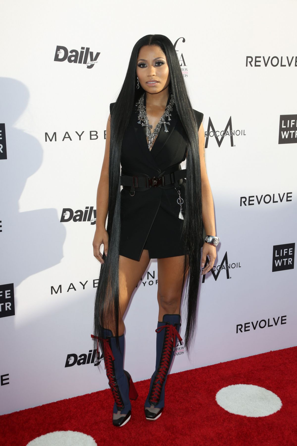 Nicki Minaj At Daily Front Row's 3rd Annual Fashion Los Angeles Awards – West Hollywood   nicki-minaj-at-daily-front-row-s-3rd-annual-fashion-los-angeles-awards-west-hollywood_9