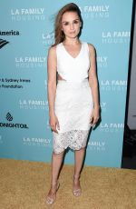 Rachael Leigh Cook At la family housing awards in LA