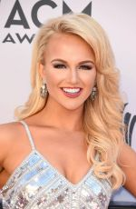 Savvy Shields At 2017 Academy of Country Music Awards in Las Vegas