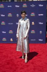 Sofia Carson At 2017 radio disney music awards in LA