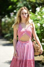 Suki Waterhouse Out in West Hollywood