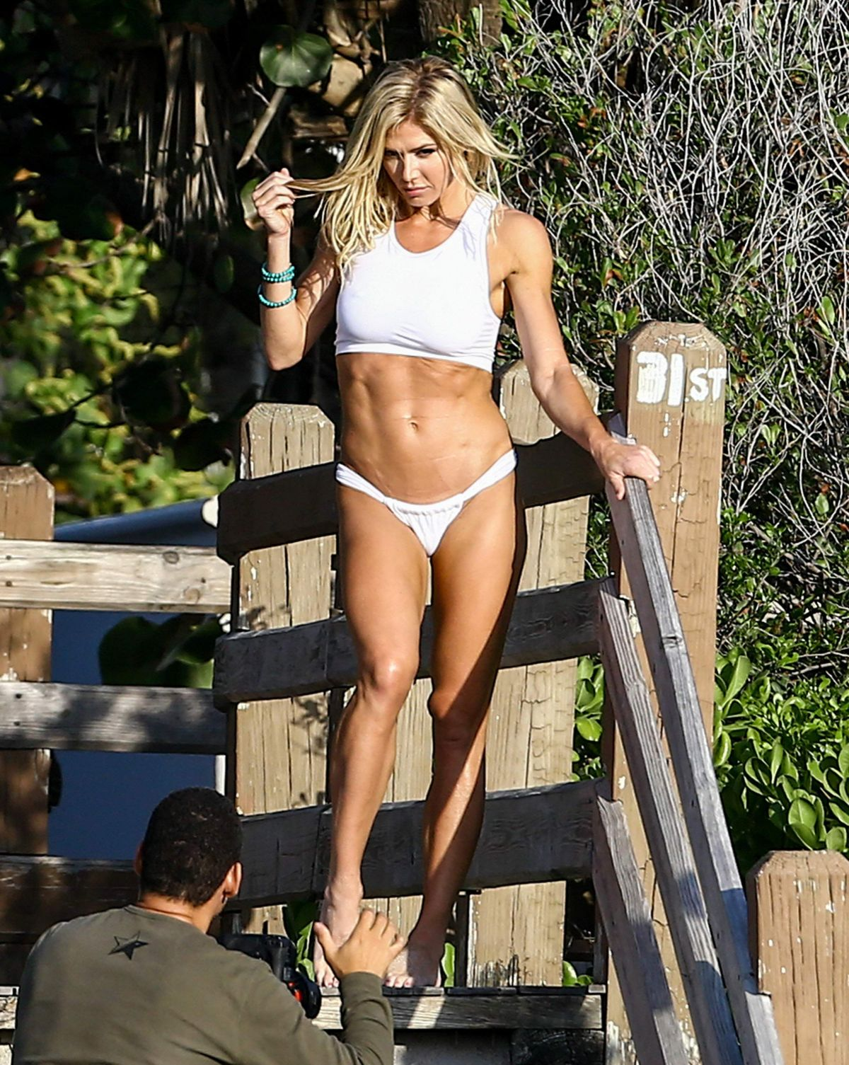 Torrie Wilson Shows Off Her Ripped Physique In Miami torrie-wilson-shows-off