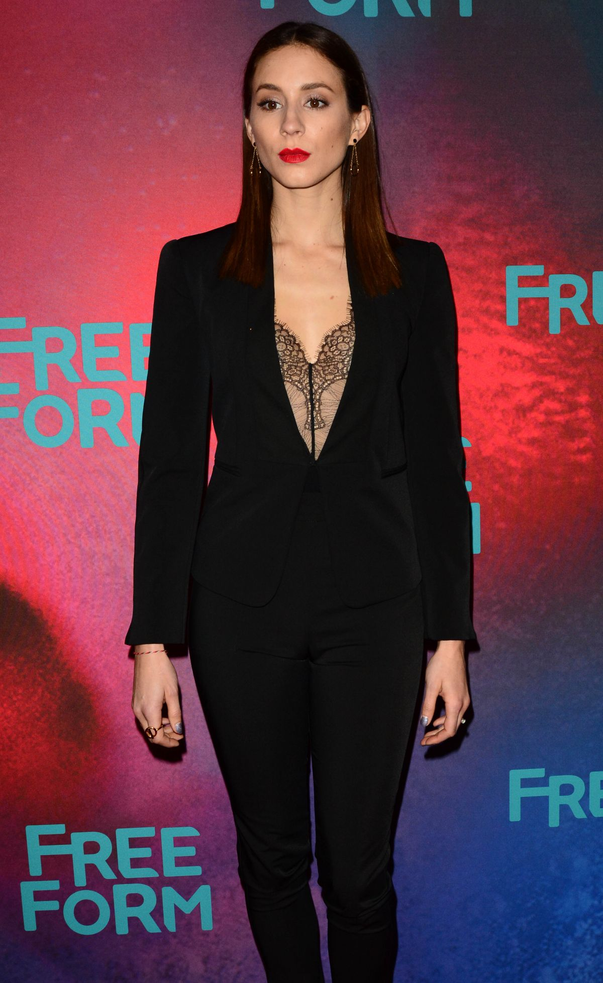 Troian Bellisario At 2017 Freeform Upfront in NYC   troian-bellisario-at-2017-freeform-upfront-in-nyc_10