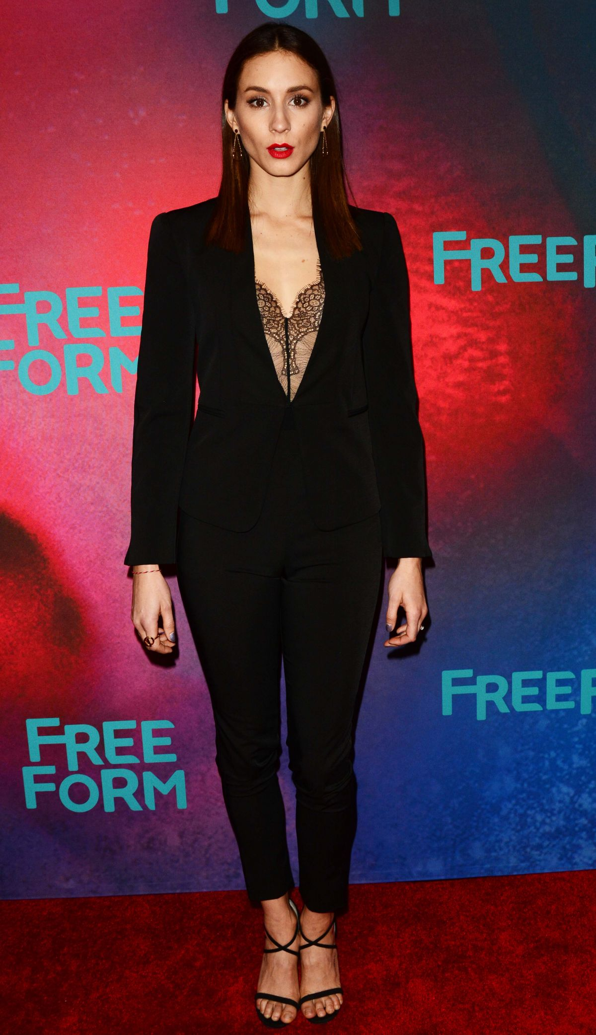 Troian Bellisario At 2017 Freeform Upfront in NYC   troian-bellisario-at-2017-freeform-upfront-in-nyc_11