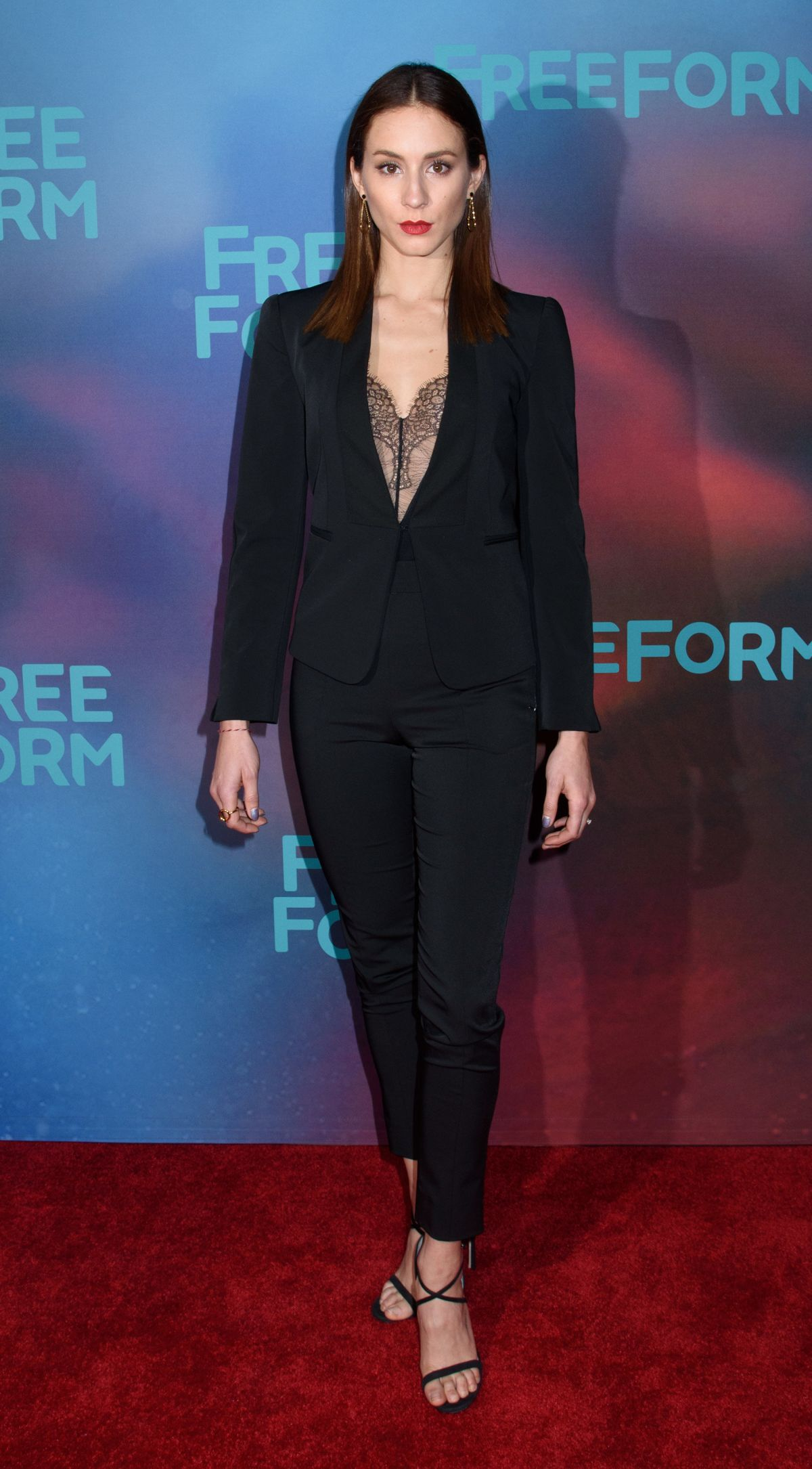 Troian Bellisario At 2017 Freeform Upfront in NYC   troian-bellisario-at-2017-freeform-upfront-in-nyc_12