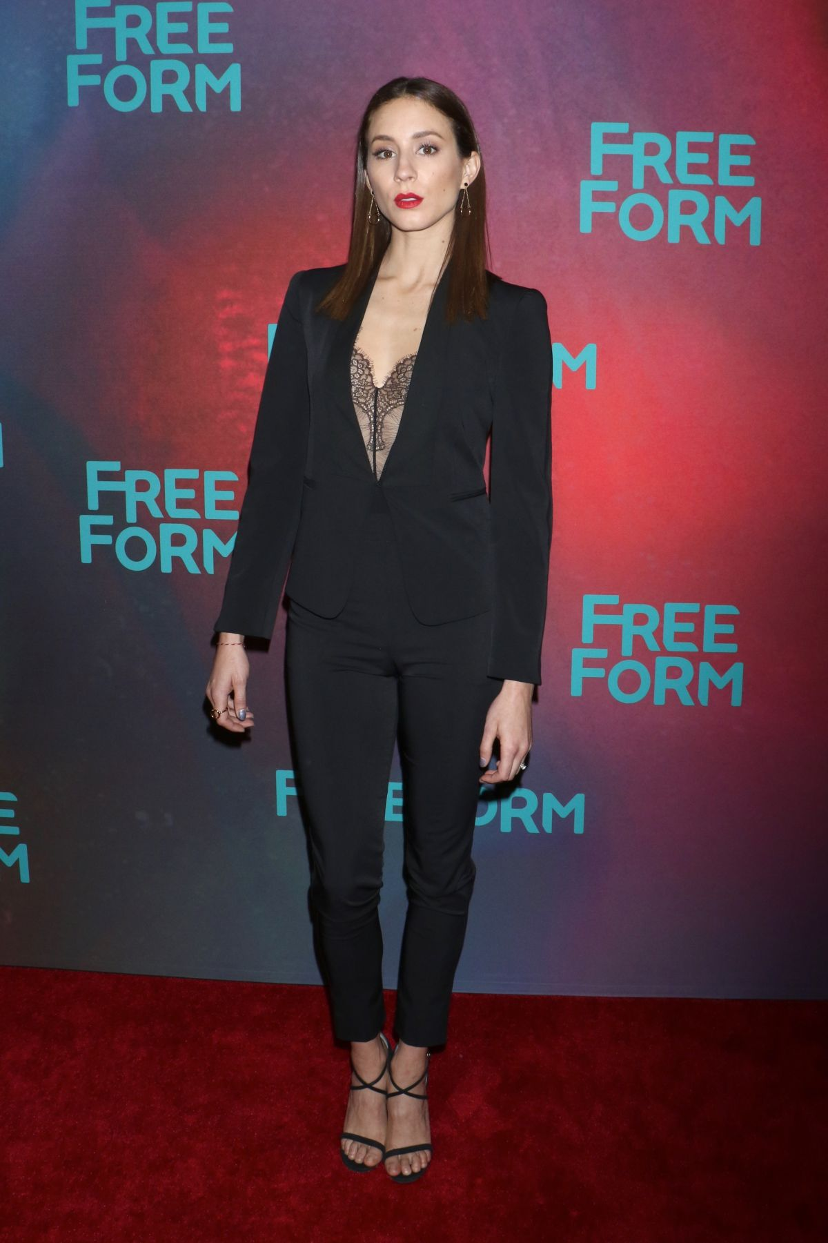 Troian Bellisario At 2017 Freeform Upfront in NYC   troian-bellisario-at-2017-freeform-upfront-in-nyc_13