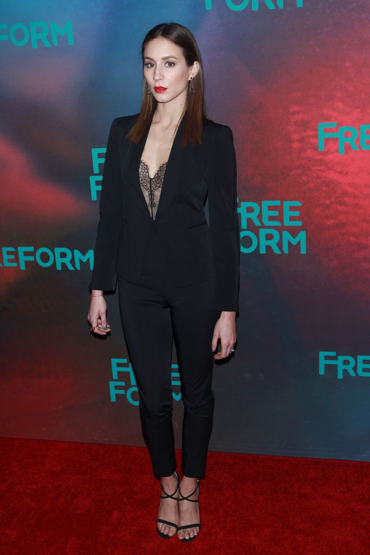 Troian Bellisario At 2017 Freeform Upfront in NYC   troian-bellisario-at-2017-freeform-upfront-in-nyc_14