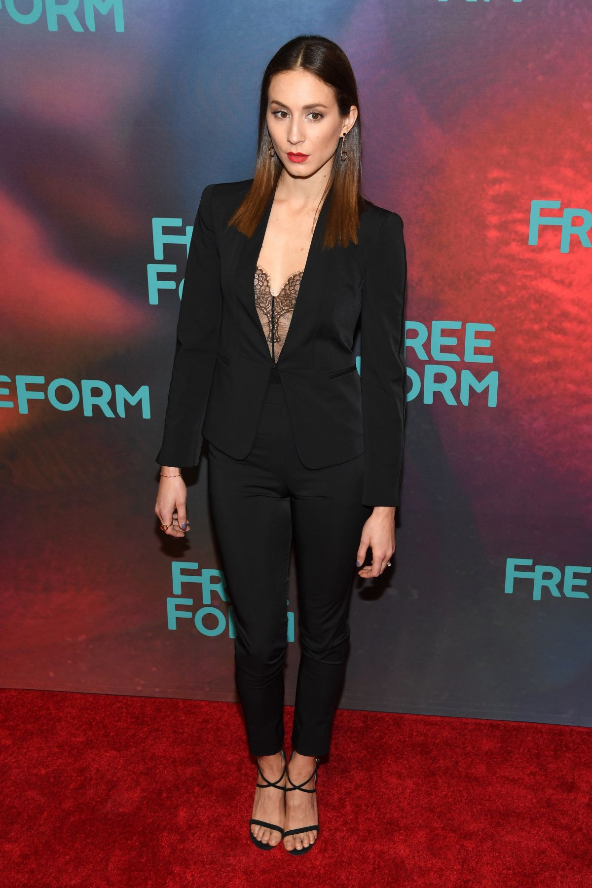 Troian Bellisario At 2017 Freeform Upfront in NYC   troian-bellisario-at-2017-freeform-upfront-in-nyc_8