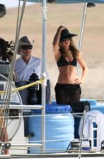 Abbey Clancy In Bikini photoshoot For