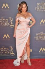 Adrienne Bailon At 44th Annual Daytime Emmy Awards in Los Angles