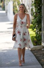 Ali Fedotowsky Out and About in Los Angeles