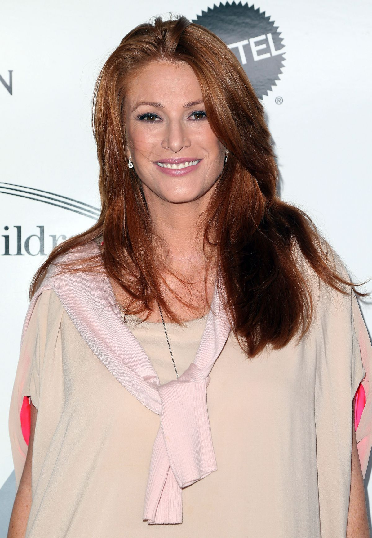 angie everhart at ucla mattel children's hospital's kaleidoscope 5