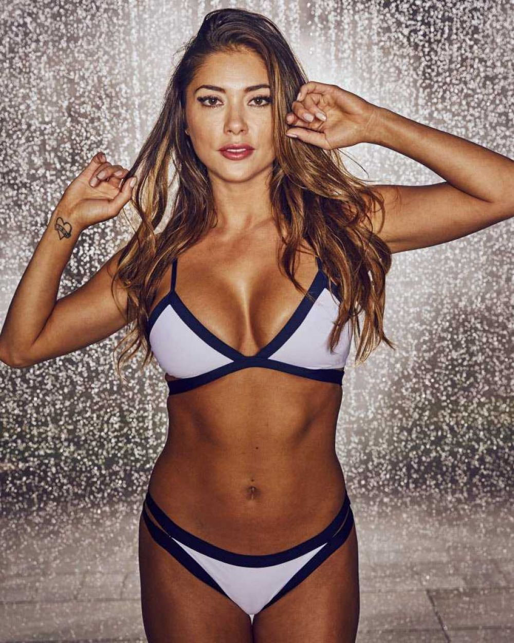 Arianny Celeste In Bikini Photoshoot for NY Post, May 2017