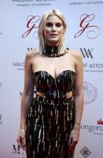 Ashley James At 2017 Edinburgh Global Gift Gala