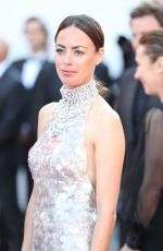 Berenice Bejo At Anniversary Soiree at 70th Annual Cannes Film Festival