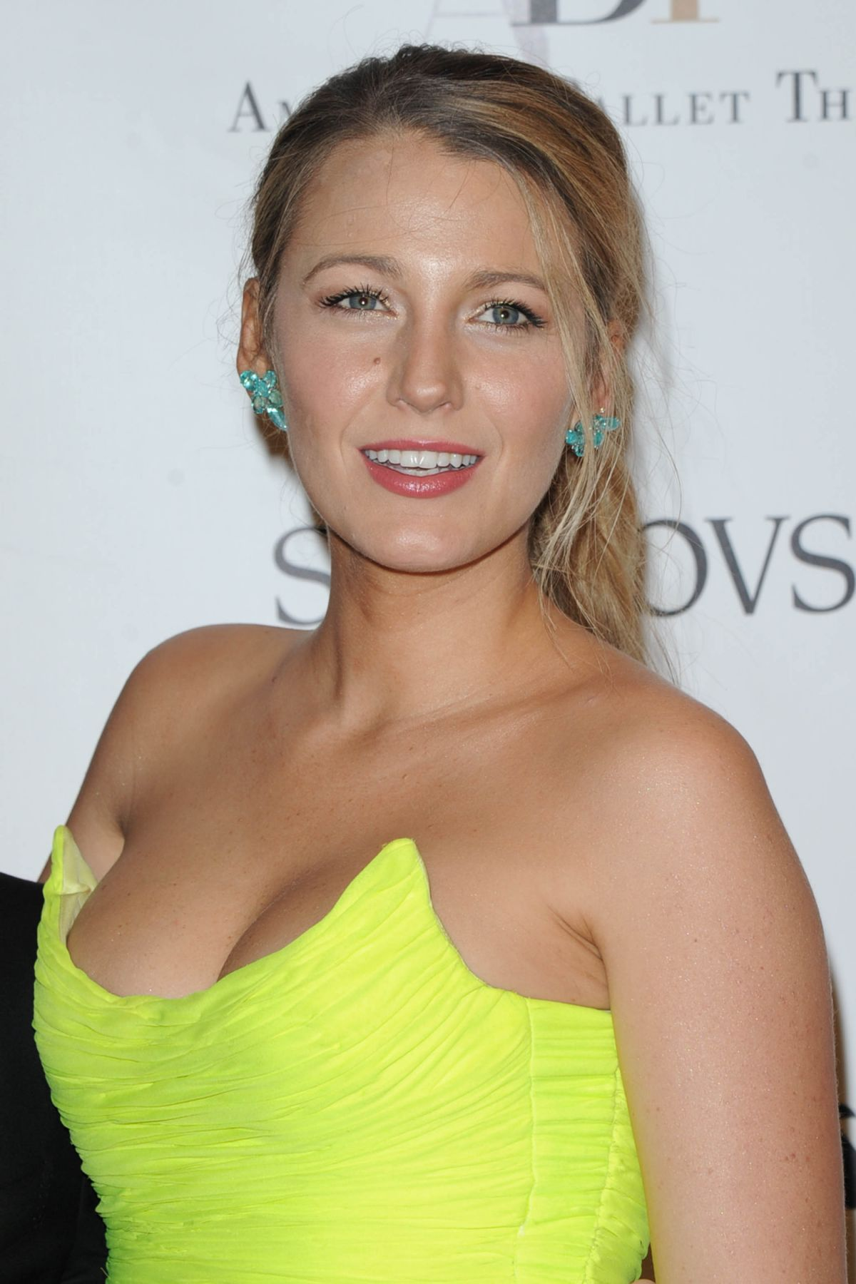 Blake Lively At ABT Sp...