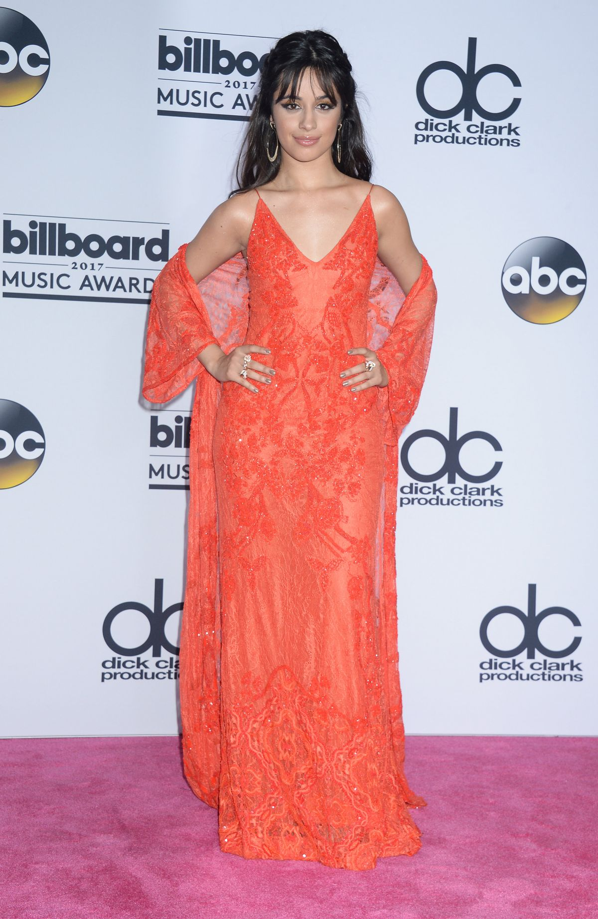 Camila Cabello At 2017 Billboard Music Awards in Las Vegas ...