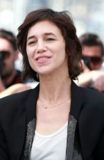 Charlotte Gainsbourg At Opening Ceremony at 70th Cannes Film Festival