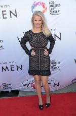 "Crystal Hunt At LGBT Center's ""An Evening With Women"" in LA"
