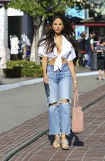 Eiza Gonzalez Shopping in West Hollywood