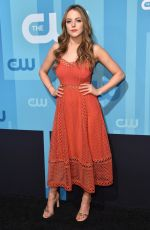 Elizabeth Gillies At The CW Network's 2017 Upfront in NYC