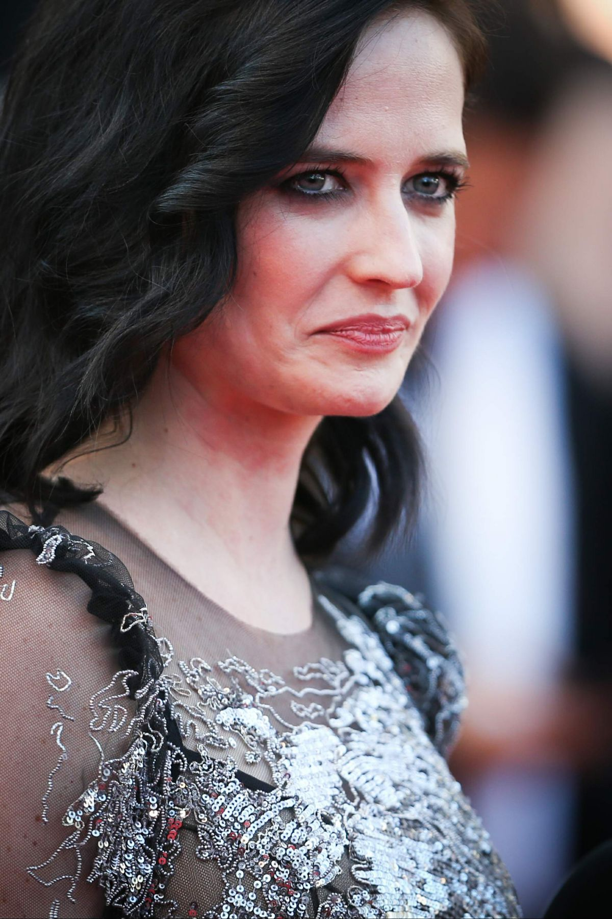 Eva Green At 'Based On A True Story' Premiere, 70th Cannes ... Eva Green