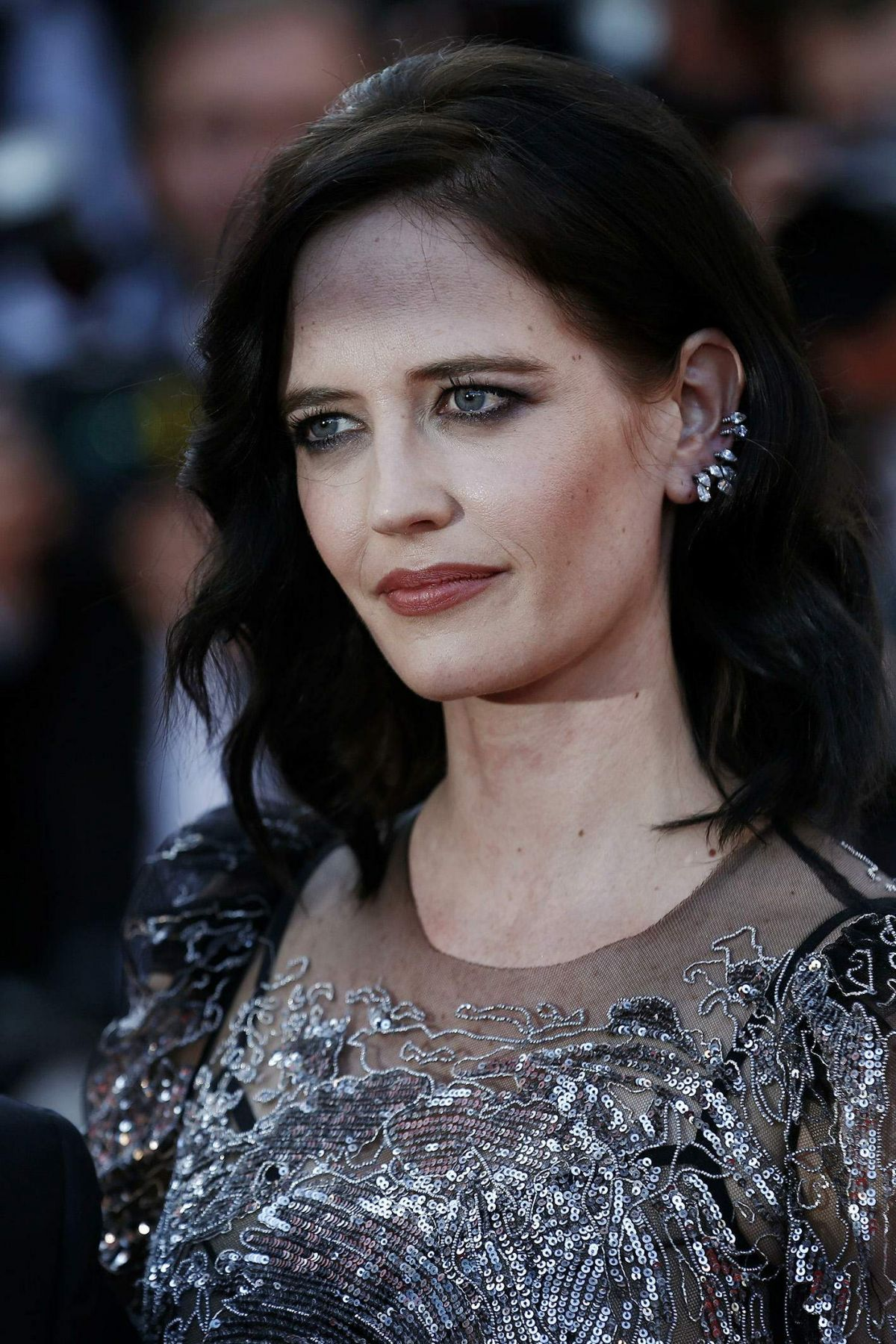 Eva Green At 'Based On A True Story' Premiere, 70th Cannes ...