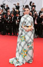 Fan Bingbing At The Double Lover Premiere at 70th Annual Cannes Film Festival