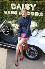 Gracie Dzienny At Marc Jacobs Celebrates Daisy in Los Angeles
