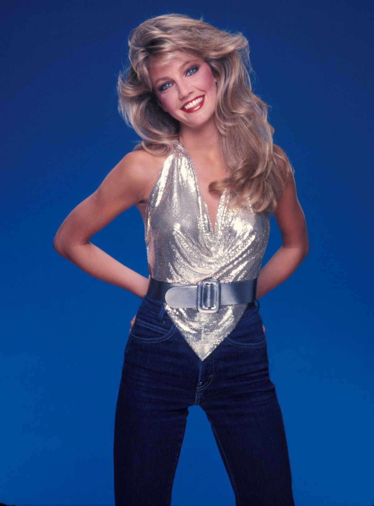 Heather Locklear In various outfits for a sexy fashion ...
