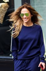 Jennifer Lopez Out and about in New York