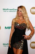 Jessica Drake At XBIZ Awards 2017, Los Angeles