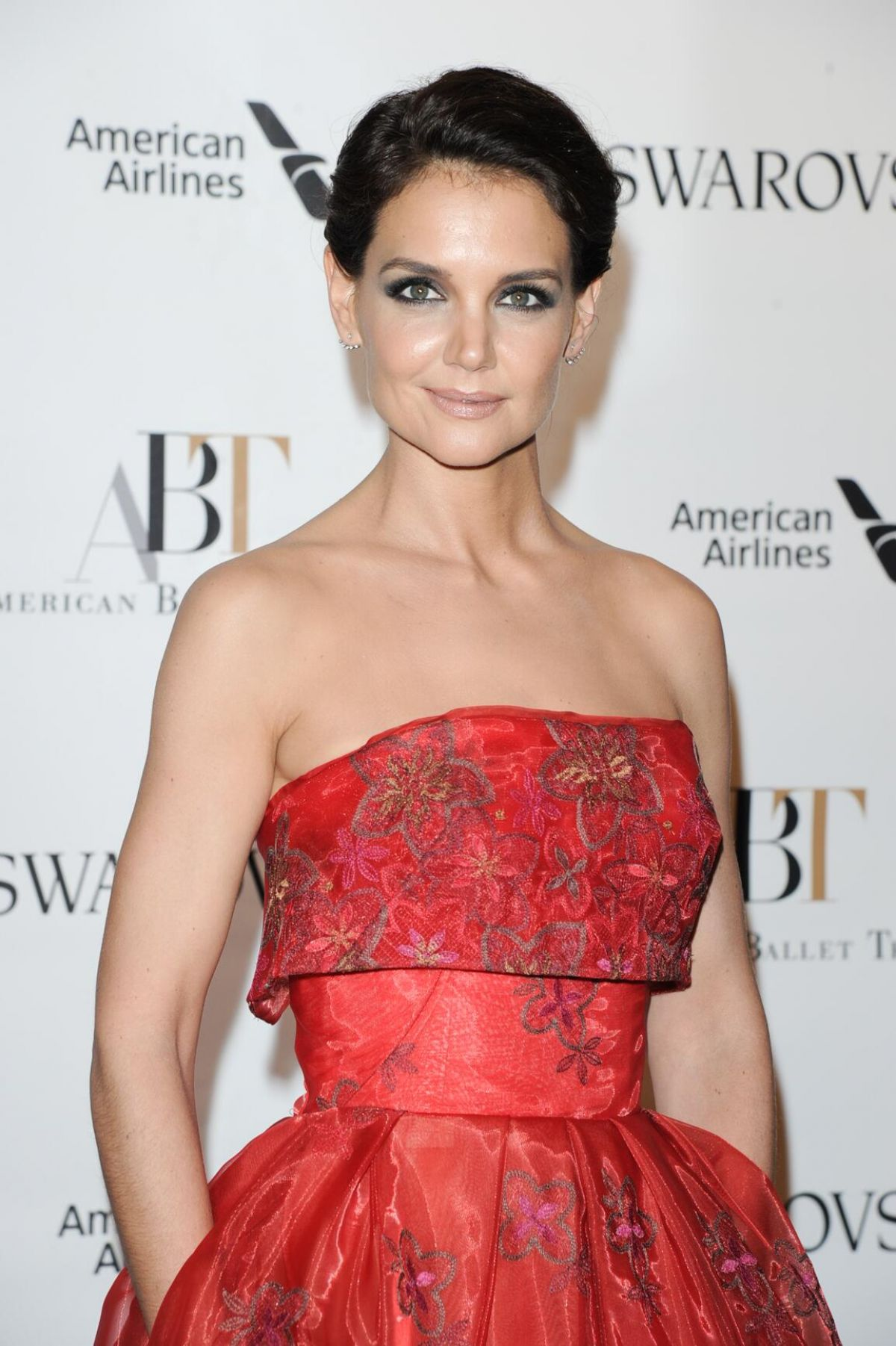 Katie Holmes At ABT Spring Gala in NYC