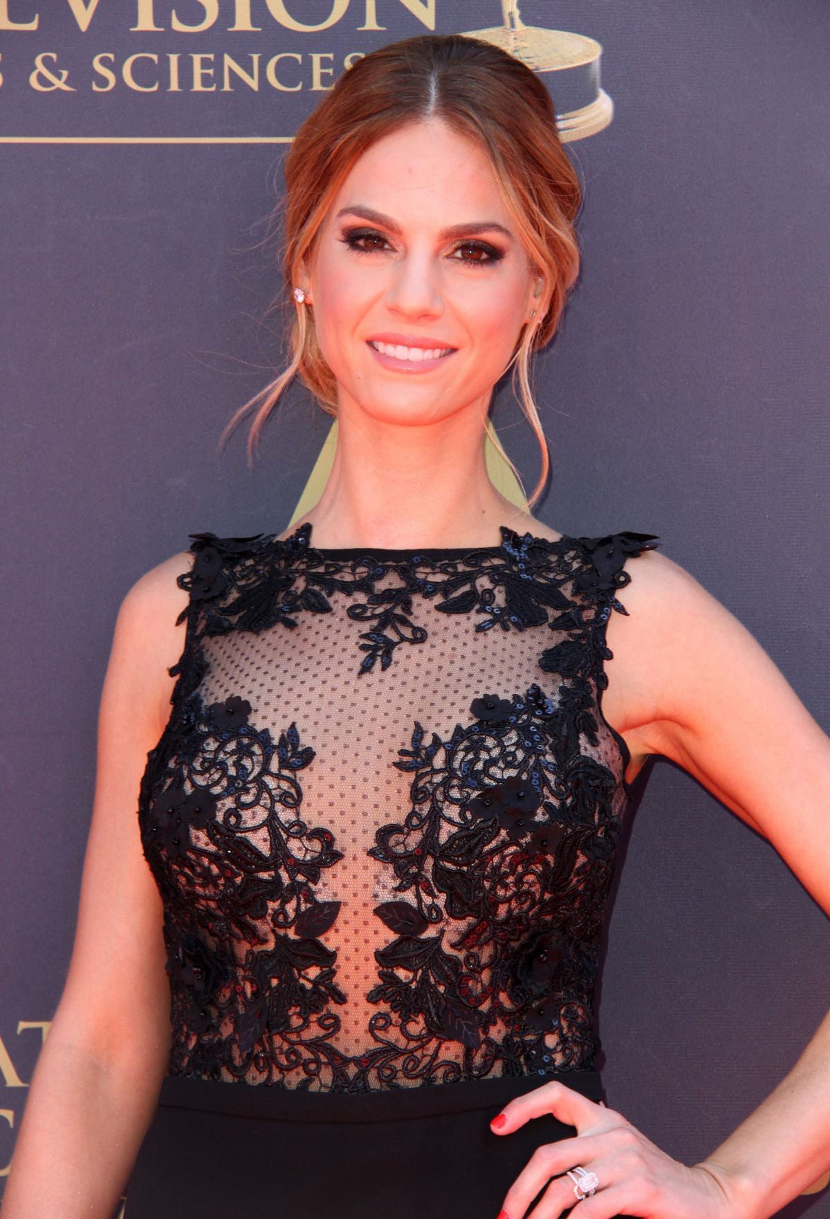 Kelly Kruger At 44th Annual Daytime Emmy Awards in Los Angles