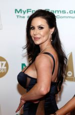 Kendra Lust At XBIZ Awards 2017, Los Angeles