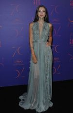 Lara Lieto At Cannes Film Festival 70th Anniversary Dinner