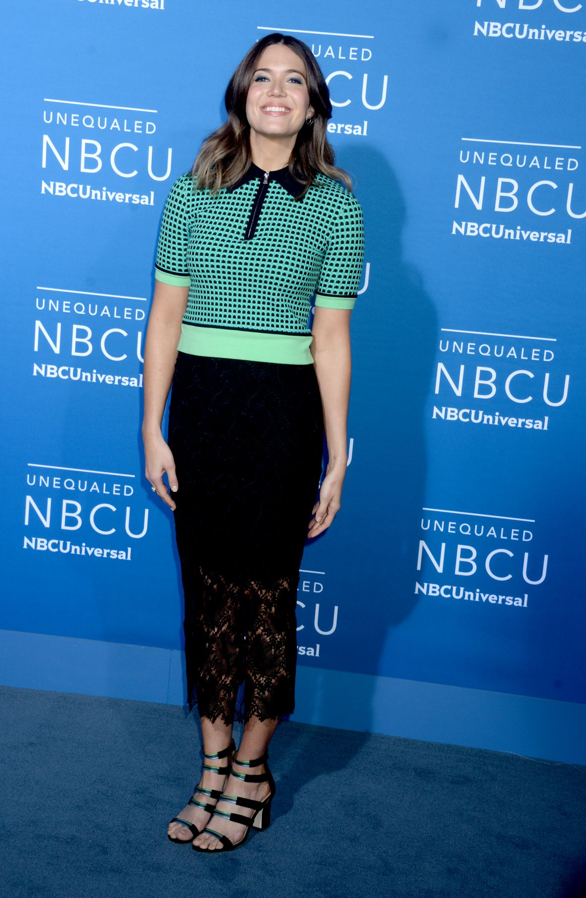 Mandy Moore At NBCUniversal Upfront in New York City   mandy-moore-at-nbcuniversal-upfront-in-new-york-city_10