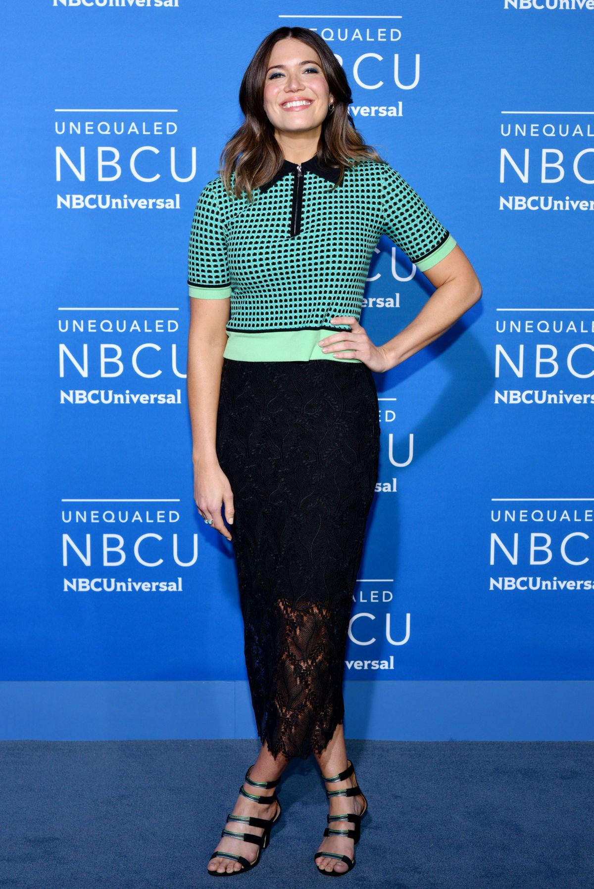 Mandy Moore At NBCUniversal Upfront in New York City   mandy-moore-at-nbcuniversal-upfront-in-new-york-city_3