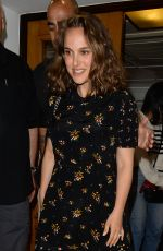 Natalie Portman At Tetou restaurant in Cannes, France
