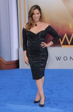 Noa Tishby At Wonder Woman Premiere in Los Angeles