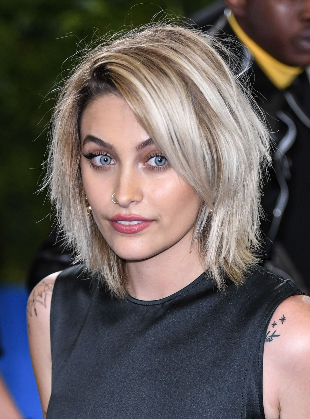 Paris Jackson At 2017 Met Gala In Nyc Celebzz Celebzz