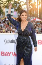 Priyanka Chopra At baywatch premiere in Miami
