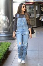 Shay Mitchell Shopping at The Grove in Hollywood