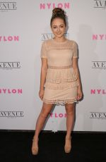 Sophie Reynolds At nylon young hollywood party in LA