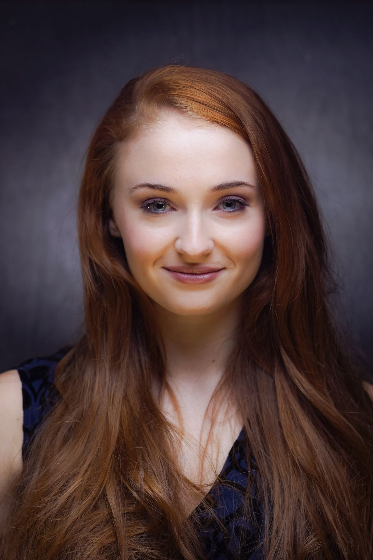 Sophie Turner At Another Me portrait photoshoot 8th Rome ...