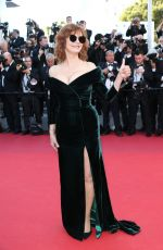 Susan Sarandon At Opening Ceremony at 70th Cannes Film Festival