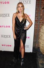 Veronica Dunne At nylon young hollywood party in LA