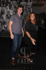 Abby Lee Miller Seen at catch la in West Hollywood